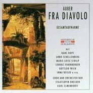 Auber - Fra Diavolo (Hopf, Schellenberg, Schilp)