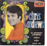 Chris Andrews - Is Anybody Listening
