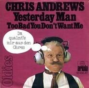 Chris Andrews - Yesterday Man