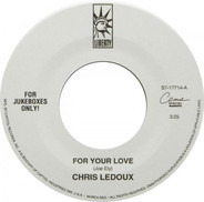 Chris LeDoux - For Your Love / Get Back On That Pony