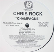 Chris Rock - Champagne