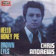 Chris Andrews - Brown Eyes / Hello Honey Pie