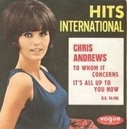 Chris Andrews - To Whom It Concerns / It' All Up To You Now