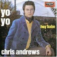 Chris Andrews - Yo Yo, Hey Babe