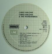 Chris Farlowe & The Thunderbirds - Chris Farlowe & The Thunderbirds