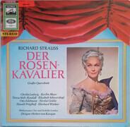 Christa Ludwig , Teresa Stich-Randall , Kerstin Meyer , Elisabeth Schwarzkopf , Otto Edelmann , Ric - Der Rosenkavalier
