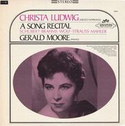Christa Ludwig - A Song Recital