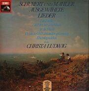 Christa Ludwig - Schubert Und Mahler Ausgewählte Lieder