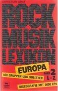 Christian Graf - Rockmusik - Lexikon Europa - Band 2 L-Z