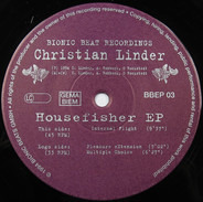 Christian Linder - Housefisher EP