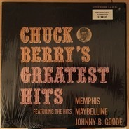 Chuck Berry - Chuck Berry's Greatest Hits
