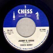 Chuck Berry - Johnny B. Goode / Little Queenie