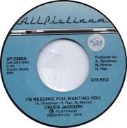 Chuck Jackson - I'm Needing You, Wanting You