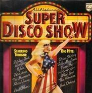 Chuck Jackson, Pure, The Moments a.o. - All Platinum - Super Disco Show
