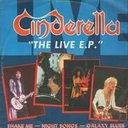 Cinderella - The Live E.P.