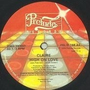 Claire - High On Love
