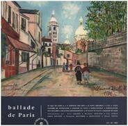 Claire Leclerc / Leo Ferre / Michele Arnaut a.o. - Ballade De Paris