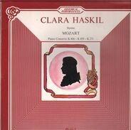 Clara Haskil - Suona Mozart: Piano Concerto K 466 - K 459 - K271