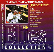 Clarence 'Gatemouth' Brown - Just Got Lucky