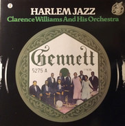 Clarence Williams And His Orchestra - Harlem Jazz