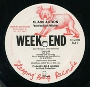 Class Action Featuring Christine Wiltshire - Weekend