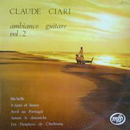 Claude Ciari - Ambiance Guitare Vol. 2