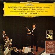 Debussy / Ravel (Abbado) - Trois Nocturnes »Nuages · Fêtes · Sirènes« / »Daphnis Et Chloé«, »Pavane«