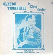Claude Thornhill - In Disco Order Vol.4