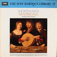 """Monteverdi - Monteverdi Madrigals Including """"Lamento D'Arianna"""""""