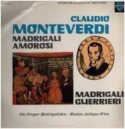 Claudio Monteverdi - Madrigali Amorosi