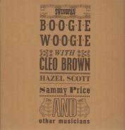 Cleo Brown, Hazel Scott, Sammy Price - Boogie Woogie