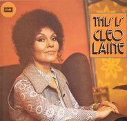 Cleo Laine - This Is Cleo Laine