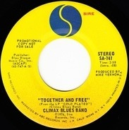 Climax Blues Band - Together And Free