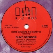 Clive Gregson - Home Is Where The Heart Is