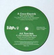 Coco Electrik / Tom Vek - Touch Tones 2 Remixes