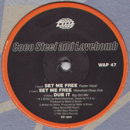 Coco Steel And Lovebomb - Set Me Free