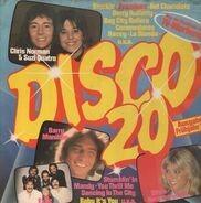 Commodores, Smokie, Kraftwerk,.. - Disco 20