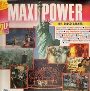 Communards, Tina Turner, Elton John, Bananarama a.o. - Maxi Power - N.Y. Disco Giants