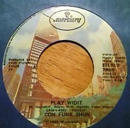 Con Funk Shun - Play Widit / Too Tight