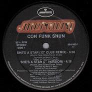 Con Funk Shun - She's A Star