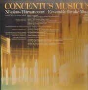 Concentus Musicus Wien , Nikolaus Harnoncourt - Ensemble für alte Musik