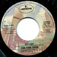 Con Funk Shun - California 1 / Bad Lady