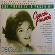 Connie Francis - The Wonderful World Of Connie Francis (28 Golden Hits)