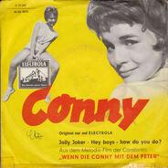 Conny Froboess - Jolly Joker / Hey Boys - How Do You Do ?