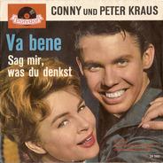 Conny Froboess Und Peter Kraus - Va Bene / Sag' Mir Was Du Denkst
