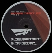 Consequence / Rollin B. / Seriously Tight - Boogietroit EP (Part One)
