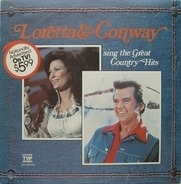 Conway Twitty & Loretta Lynn - Sing The Great Country Hits