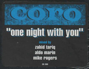 Coro - One Night With You