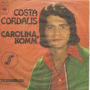 Costa Cordalis - Carolina, Komm