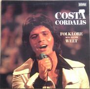 Costa Cordalis - Folklore Aus Aller Welt